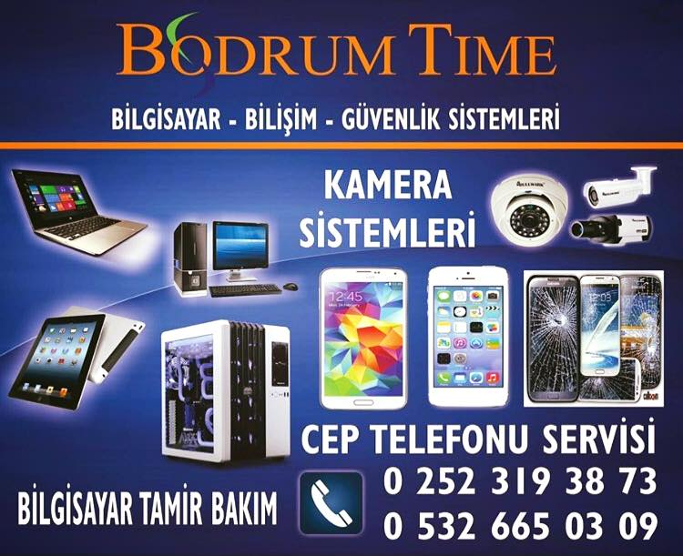 bodrum time